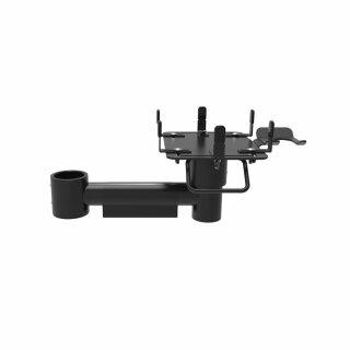PA220, Halterung für Drucker, Länge 220mm, schwarz