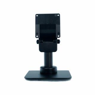 JA-PS75, Standfuß für kleine Monitore, VESA 75, schwarz