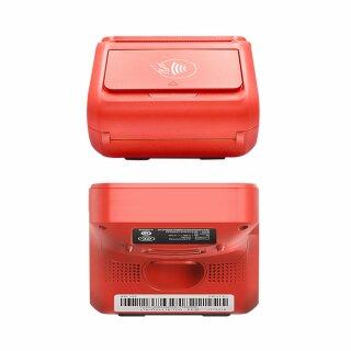 i9100, Mobiles Android POS Terminal mit 2D Scanner und 58mm Drucker