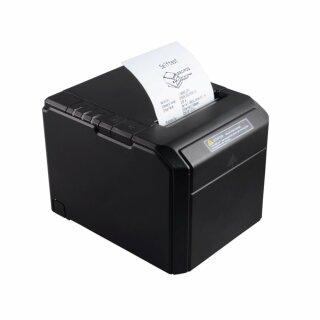 PGU83002, 80 mm Kassendrucker, USB, Serial, LAN, 300mm/s