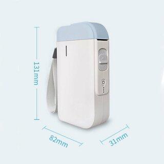 B100, Beschriftungsdrucker mit USB + Bluetooth Anschluss