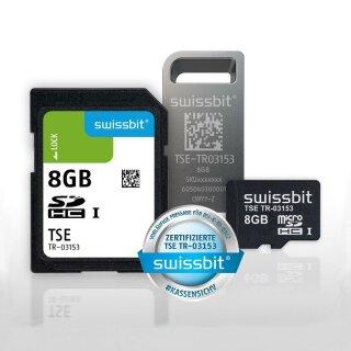 Swissbit-TSE, 8 GB, 5 Jahre Zertifikatslaufzeit