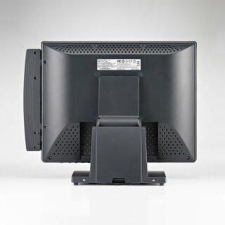 "PA15BPN, 15"" LCD Monitor, VGA, DVI, non-touch, Stand, VESA 75x75"