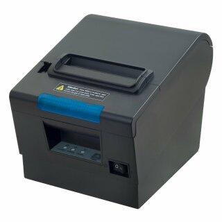 PXD61006, 80mm Küchendrucker, USB-Serial-LAN, LED Benachrichtigung, Beeper, 300mm/sec