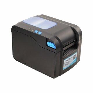 PXB37007, 80mm Etikettendrucker, thermodirekt, USB-Serial-LAN