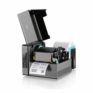 EM210, 108 mm Etikettendrucker, Thermodirekt- / Thermotransferdruck, USB Anschluss